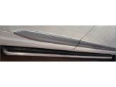 Комплект алюминиевых порогов OE-Style