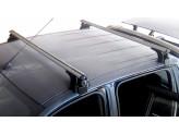 Алюминиевые поперечины на штатные продольные рейлинги OE-style