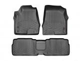 Коврики WEATHERTECH для Lexus RX, цвет черный