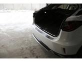 Хромированная накладка для Lexus RX на задний бампер