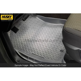 """Коврики Husky liners для Volkswagen Touareg """"Classic Style"""" передние, серые, продаются только с 69352"""