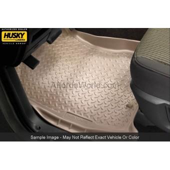 Коврики Husky liners для Chevrolet Tahoe «Classic Style» передние, бежевые