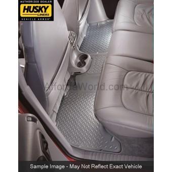 Коврики Husky liners для Mitsubishi Pajero V60 «Classic Style» задние, цвет серый