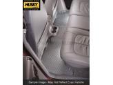 Коврики Husky liners для Volkswagen Touareg «Classic Style» задние, серые