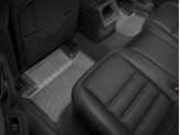 Коврики WEATHERTECH для Porsche Macan задние, цвет черный