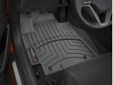 Коврики WEATHERTECH для Hyundai TUCSON передние, цвет черный