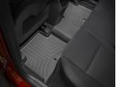 Коврики WEATHERTECH для Hyundai TUCSON задние, цвет черный