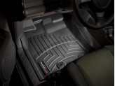 Коврики WEATHERTECH для Toyota FJ CRUISER передние, цвет черный