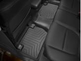 Коврики WEATHERTECH для Mitsubishi Outlander задние, цвет черный