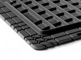 Комплект универсальных ковриков AVM HD для Peugeot Traveller в салон, цвет черный, изображение 4